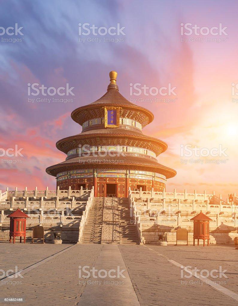 Pekings Himmelstempel – Foto