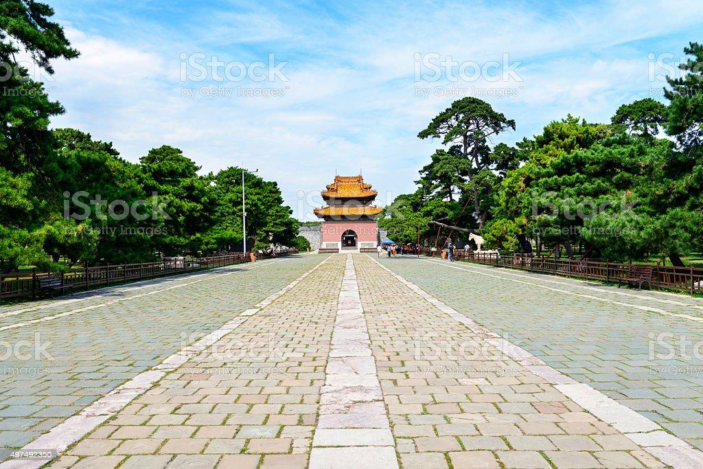 Beiling Park stock photo