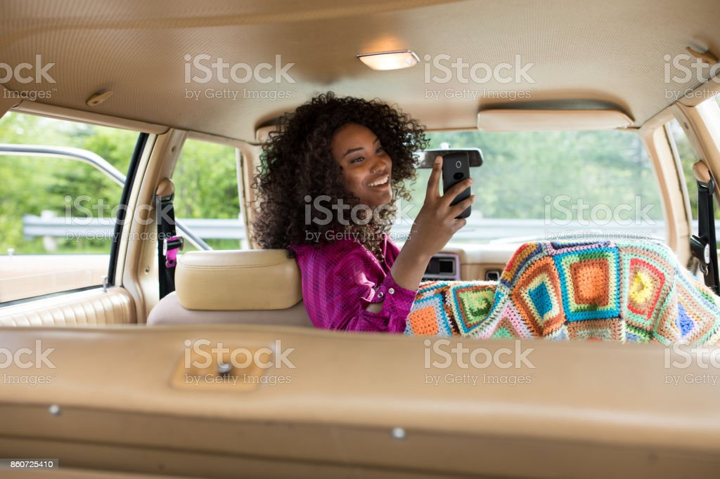 Being a blogger stock photo