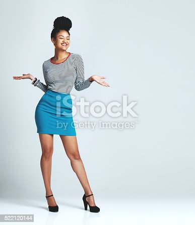 istock Being happy never goes out of style 522120144