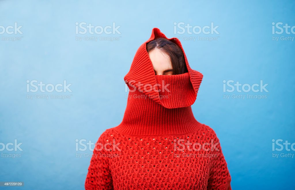 Being normal is boring stock photo