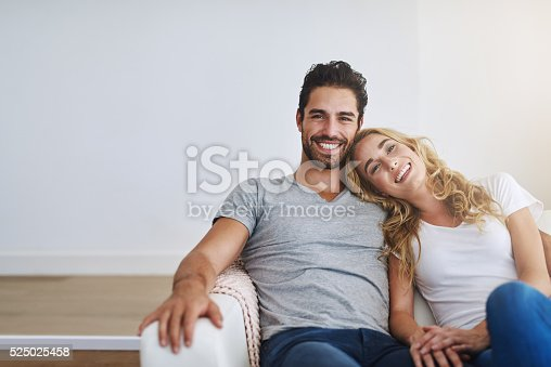 istock Being together is the best place to be 525025458