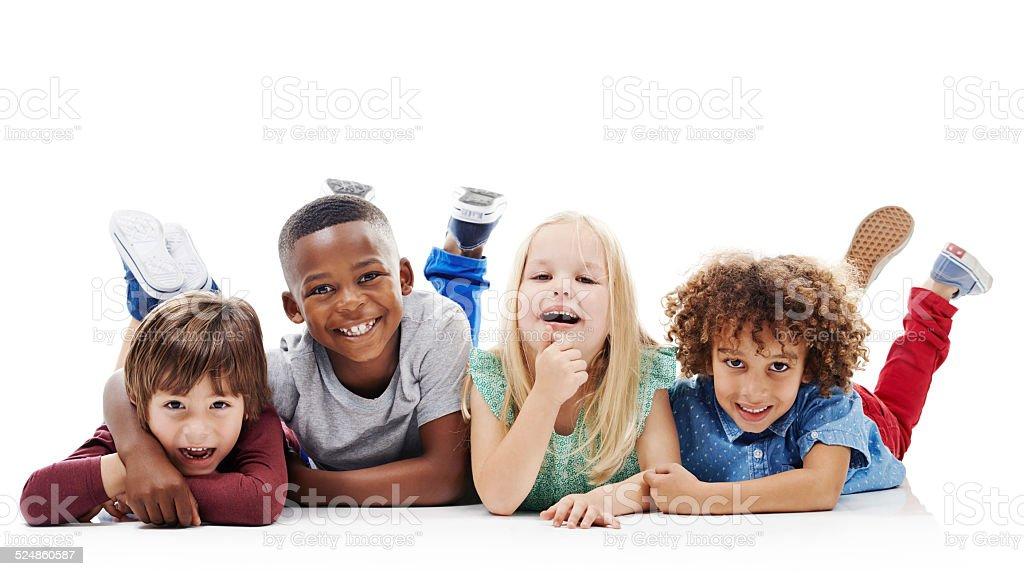 Gemeinsam macht uns glücklich – Foto