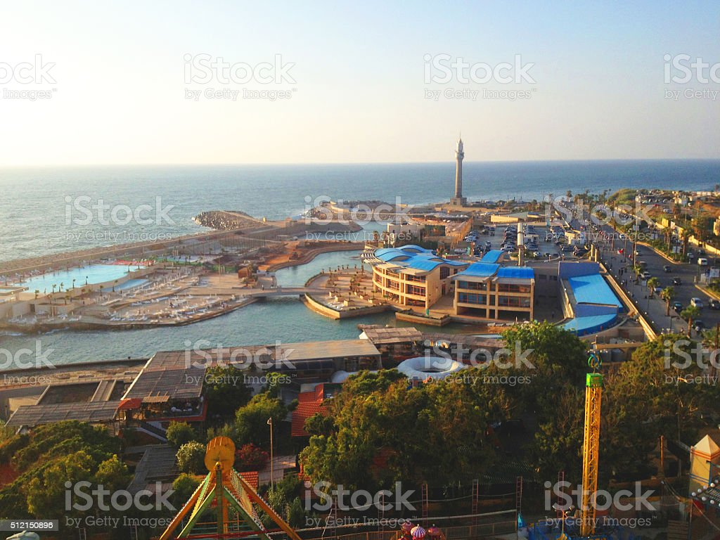 Beirut, Lebanon stock photo