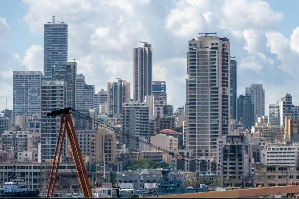 貝魯特港爆炸, 黎巴嫩。 - beirut explosion 個照片及圖片檔