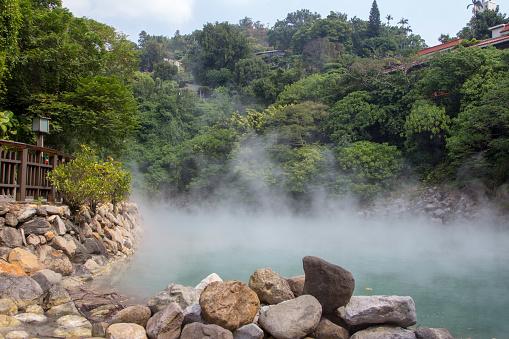 Hot springs in Taiwan - Worldette