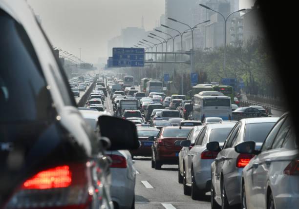 Peking Verkehr – Foto