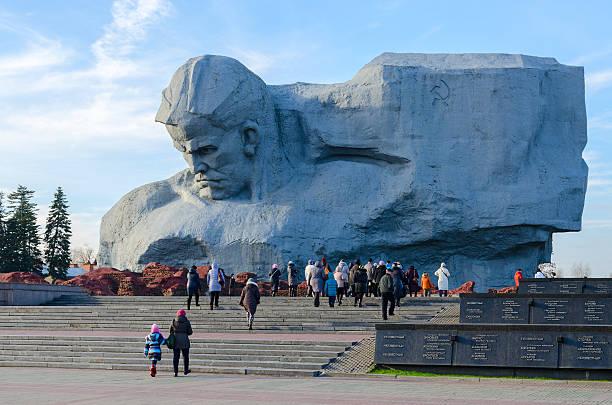 Biélorussie, memorial complex» Brest forteresse héros