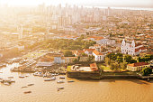 Belem city, in the Amazon