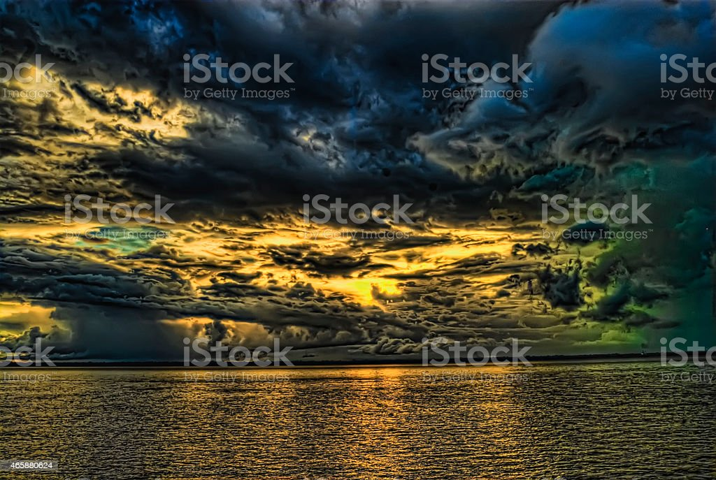 Belem do Para, Brazil. stock photo