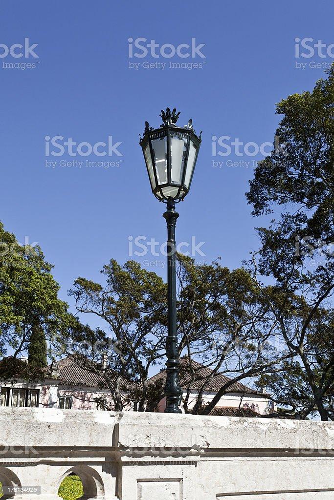 Belem Palace royalty-free stock photo