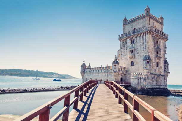 Torre de Belem-Lissbon, Portugal – Foto