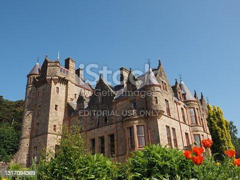 istock Belfast Castle on Cavehill in Belfast 1317094369