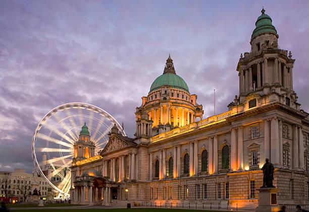 Ojo de Belfast - foto de stock