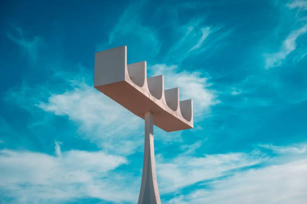 Campanário da Catedral de Brasília - foto de acervo