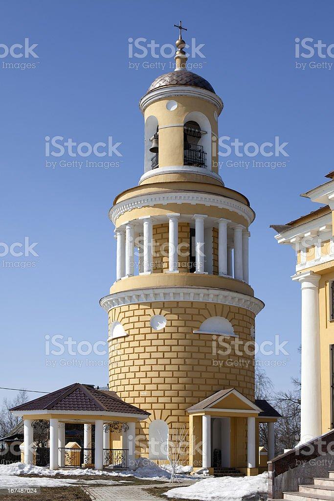 belfry royalty-free stock photo