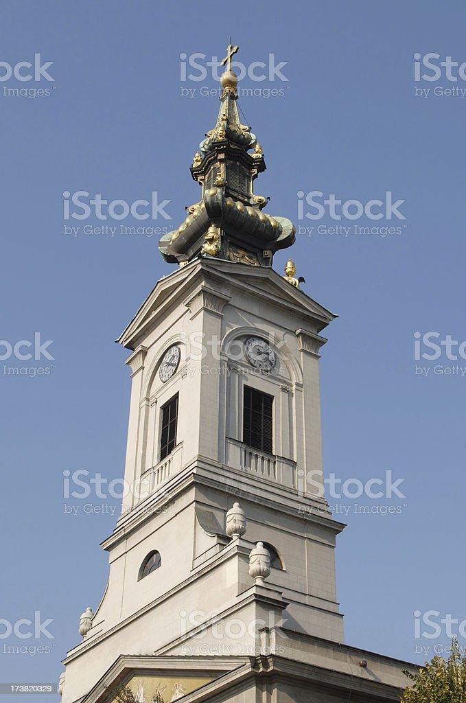 Belfry, Cathedral Church of St. Michael Archangel der – Foto