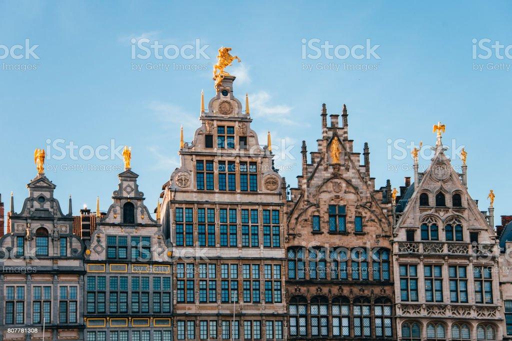 L'architecture belge - Photo