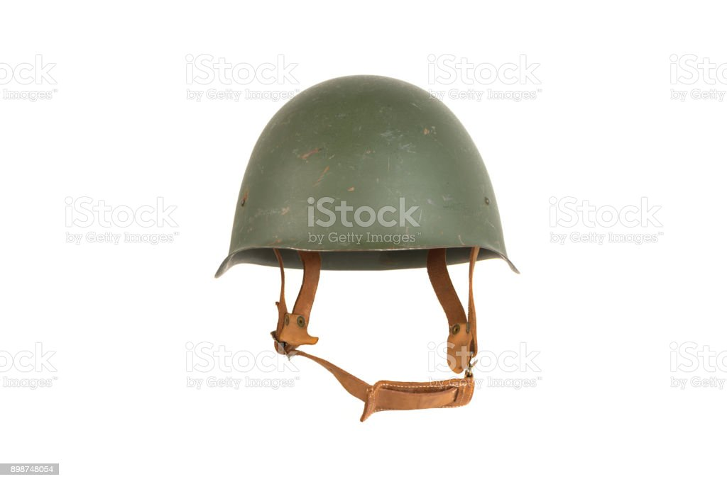 belgian army helmet stock photo