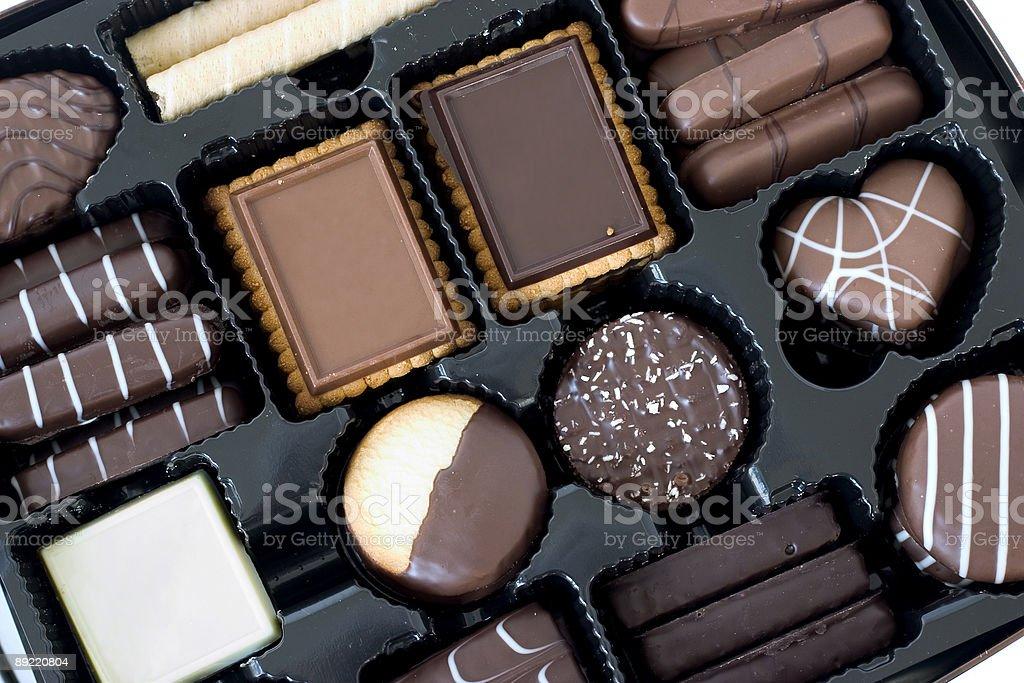 cookies au chocolat belge - Photo