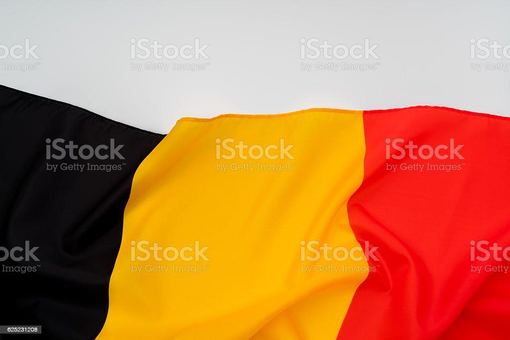 Belgian flag foto