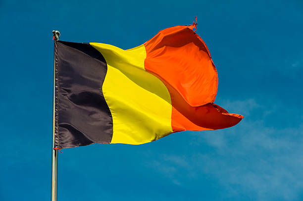 belgian flag  belgium stock pictures, royalty-free photos & images