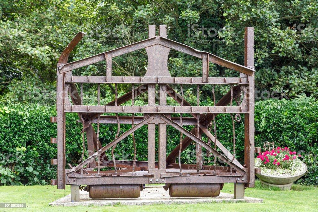 Puerta Belga Wwii - Fotografía de stock y más imágenes de Acero   iStock