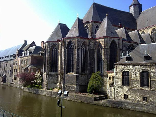 Belgium, bruges – Foto