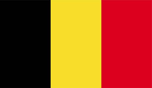 Belgische Flagge – Foto