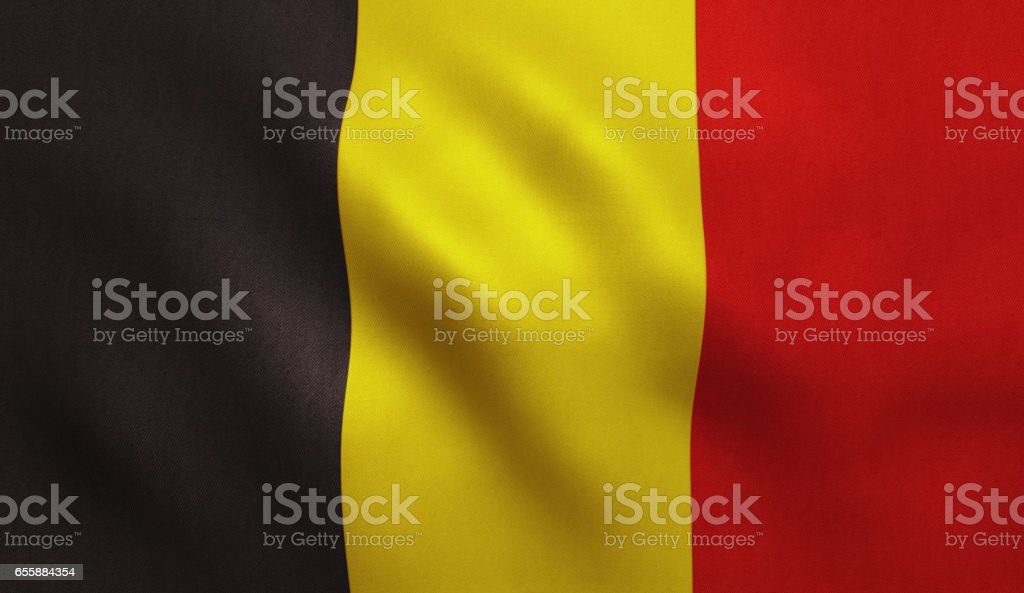 Drapeau belge - Photo