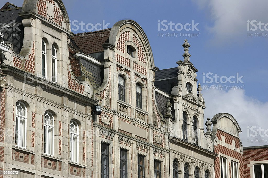 Belgium royalty-free stock photo