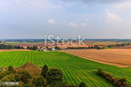 Belgium, Battlefield of Waterloo of 18 June 1815