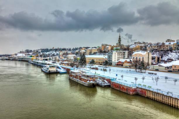 Belgrad im winter – Foto