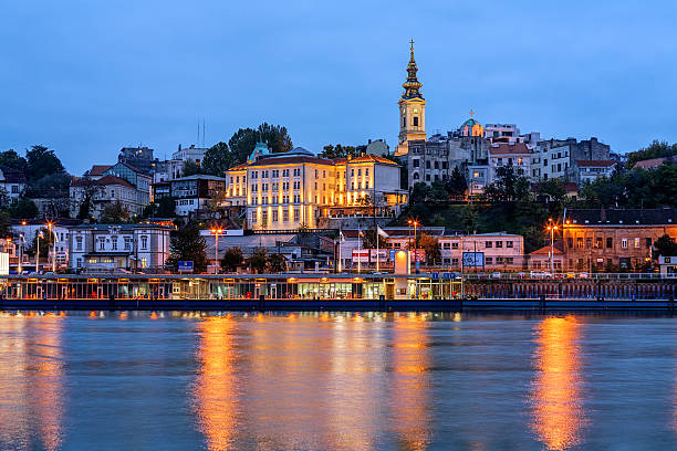 belgrade - serbia stock photos and pictures