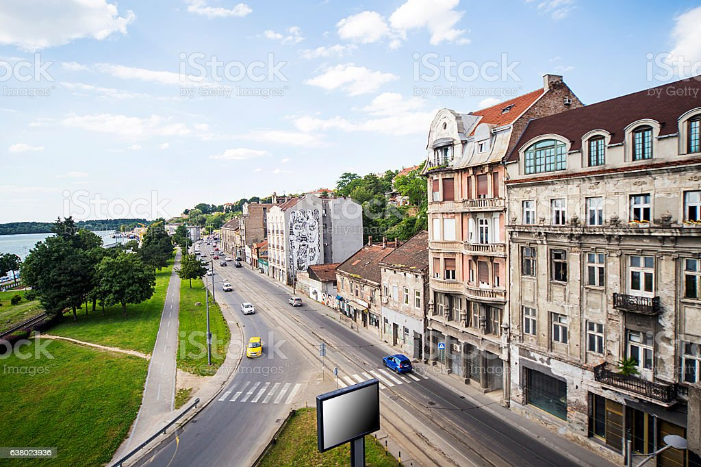 Belgrade, Serbia stock photo