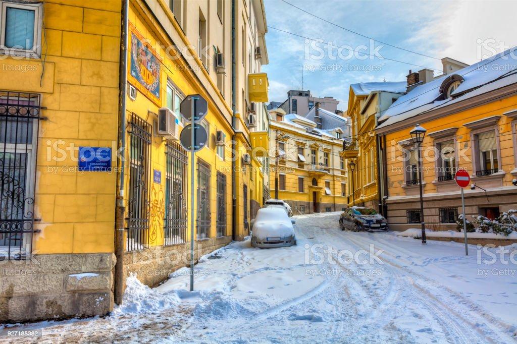 Belgrad Winter zadarska – Foto