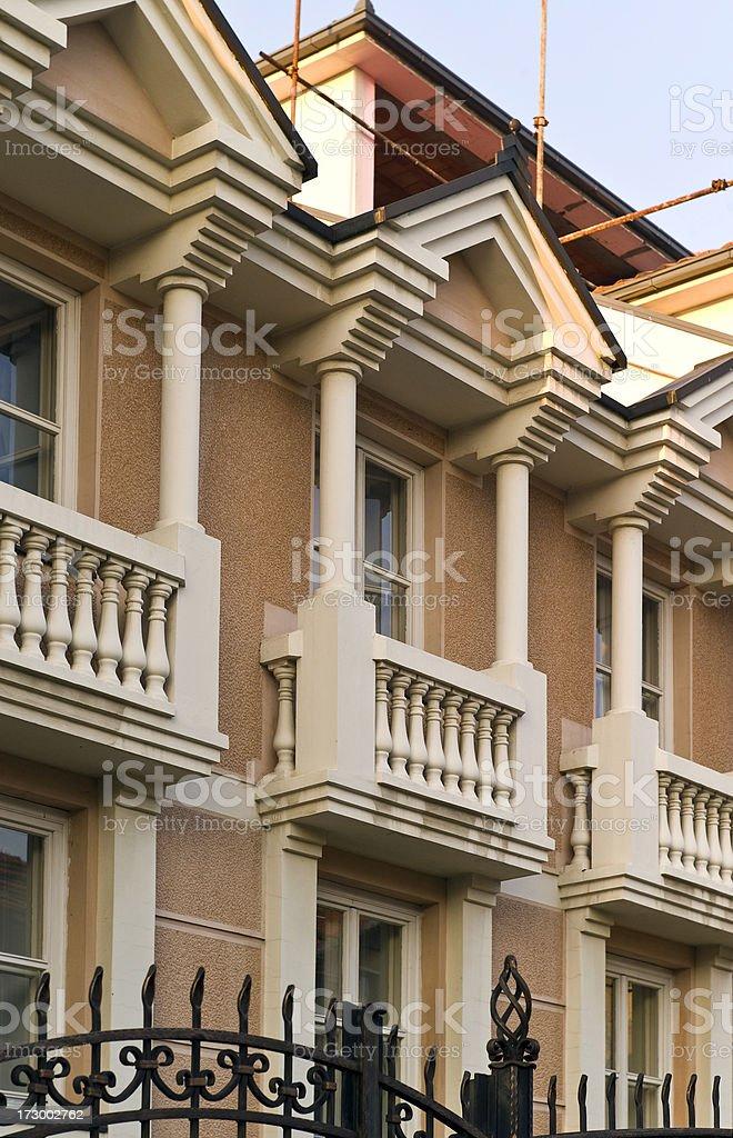 Belgrade's Facade stock photo