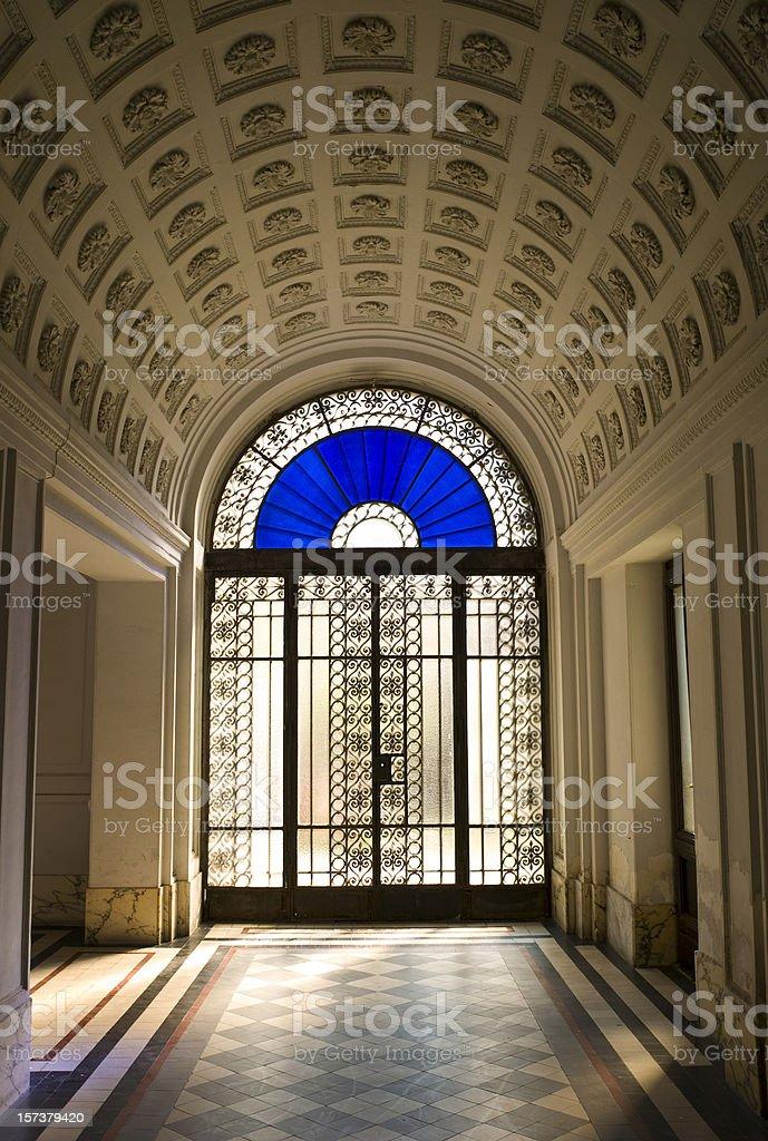 Belgrade's Passages royalty-free stock photo