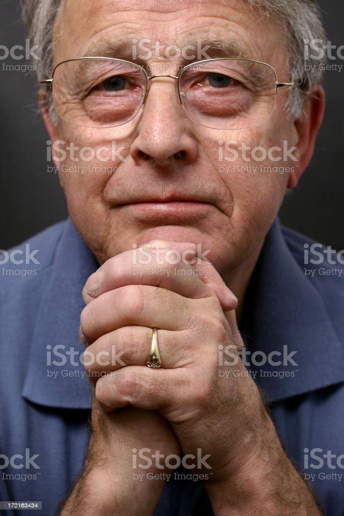 Belief royalty-free stock photo