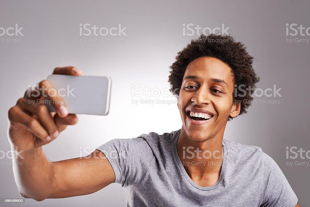 Croyez en votre selfie - Photo