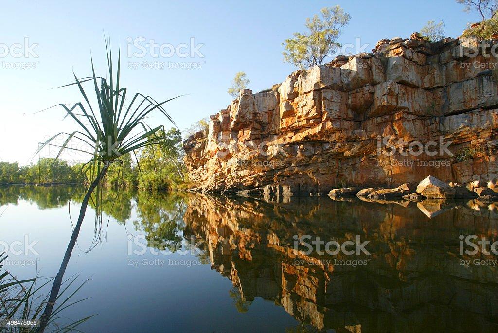 Bell Gorge, Gibb River Road, Kimberley Western Australia, Australia stock photo