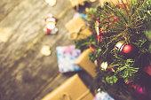ベルのクリスマスツリー