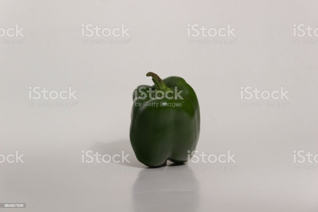 Bell pepper, sweet pepper royalty-free stock photo