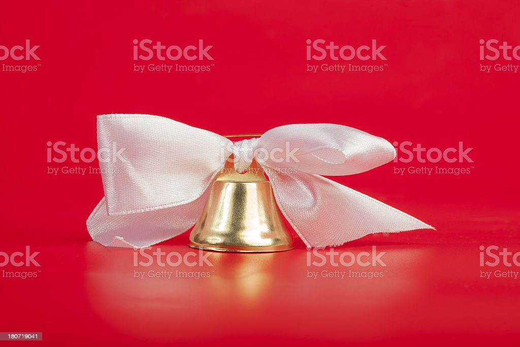 Bell. royalty-free stock photo