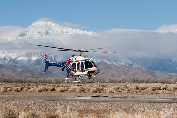 Bell Ranger 407-04 stock photo