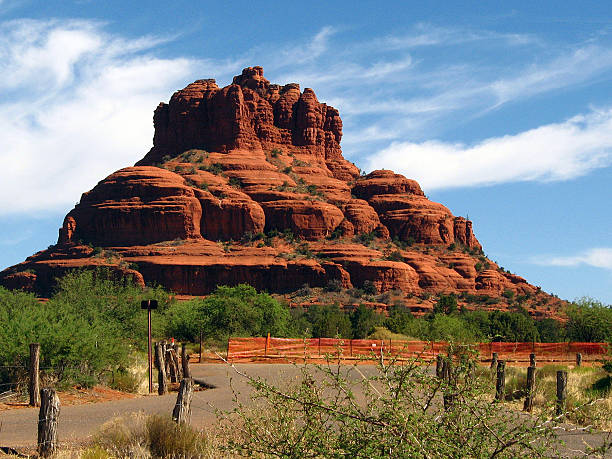Bell Rock stock photo