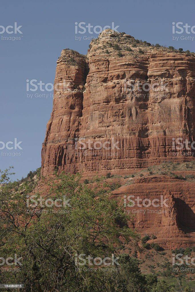 Bell Rock Sedona Arizona royalty-free stock photo