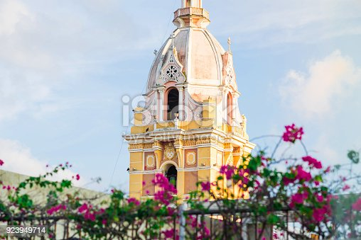 1148861090istockphoto Bell Tower of Cartagena Cathedral 923949714