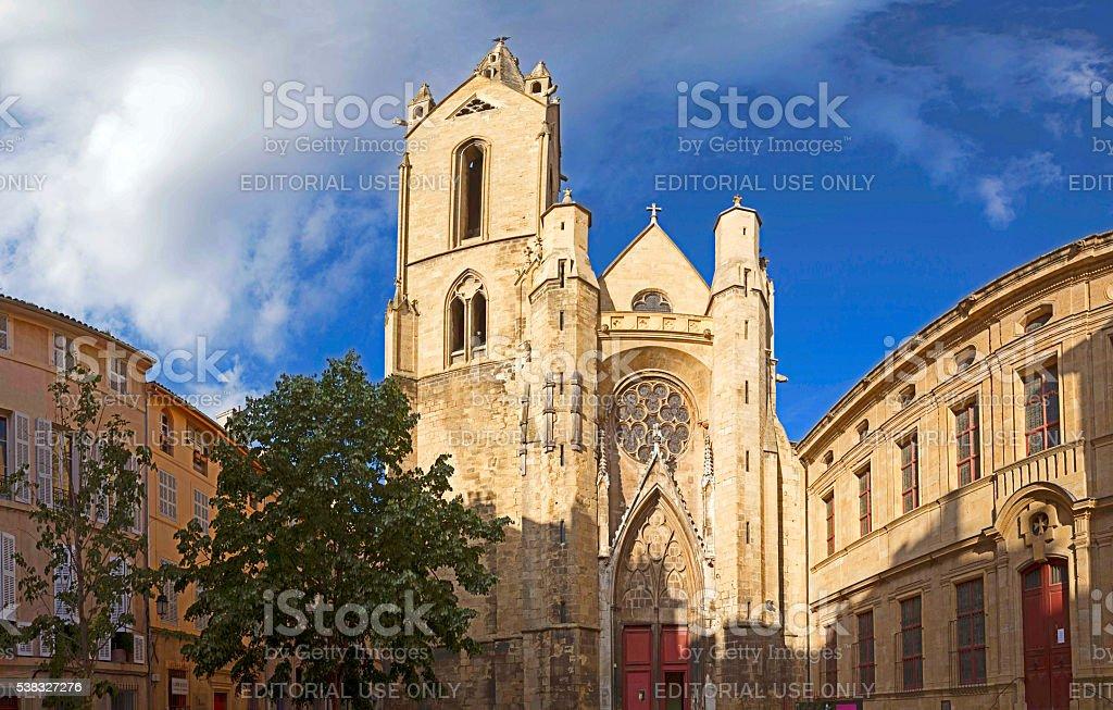 Clocher de la cathédrale de Saint-Jean maltais - Photo
