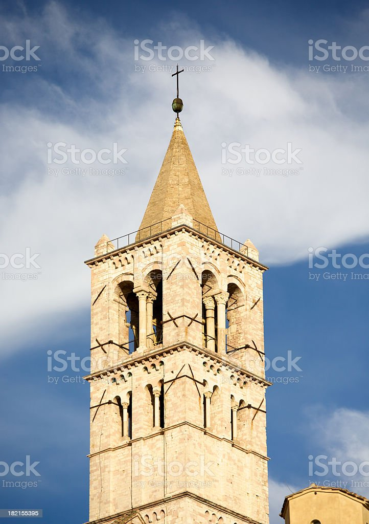 Bell Tower royalty-free stock photo
